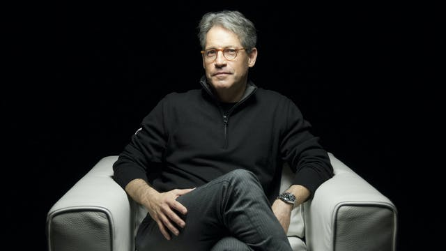 Eric Metaxas White Chair Film (Season 6)