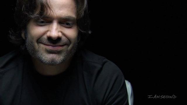 Brant Hansen White Chair Film HD
