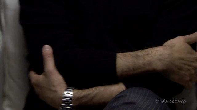 Eric Metaxas White Chair Film HD