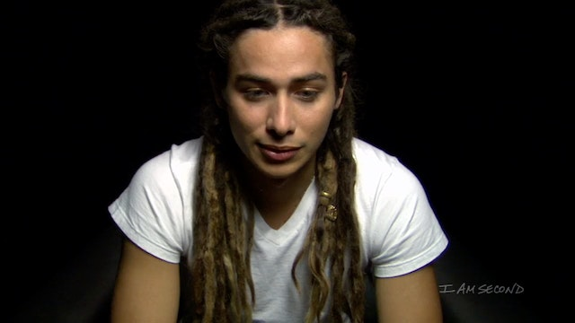 Jason Castro White Chair Film HD
