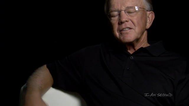 Joe Gibbs White Chair Film HD