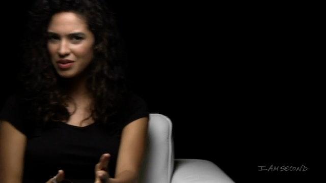 Moriah Peters White Chair Film HD