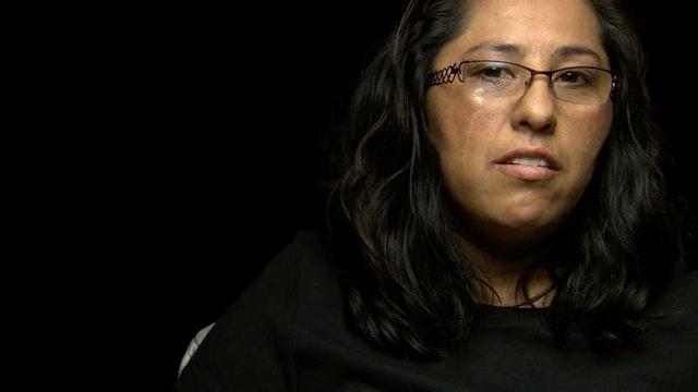Irma Ramirez White Chair Film HD - Spanish