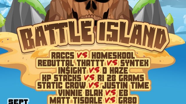 BATTLE ISLAND VOD