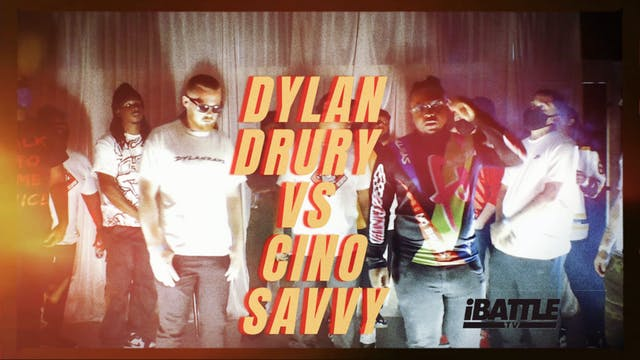 Dylan Drury vs Cino Savvy