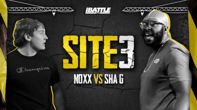 NOXX vs SHA G