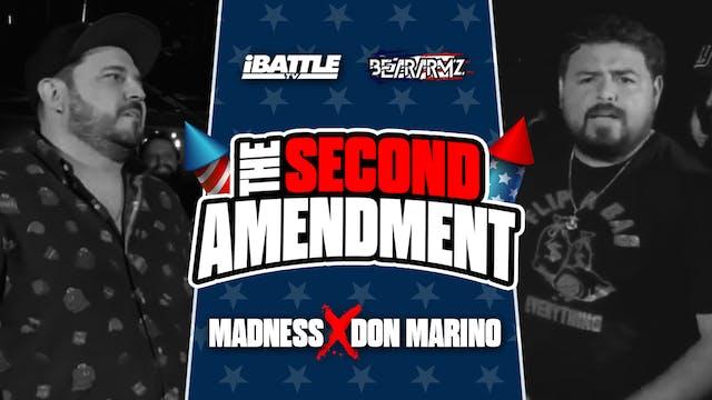Madness vs Don Marino