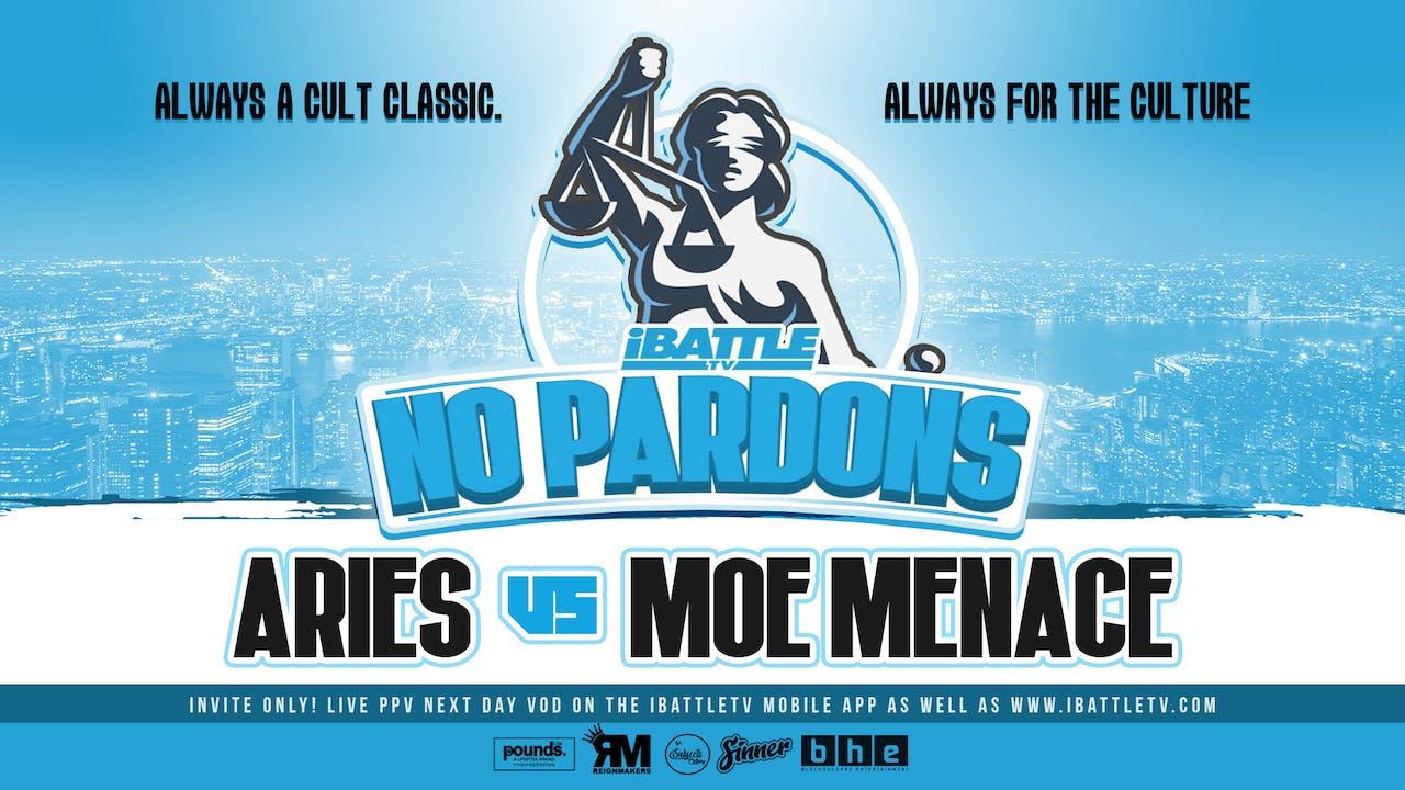 Aries vs Moe Menace