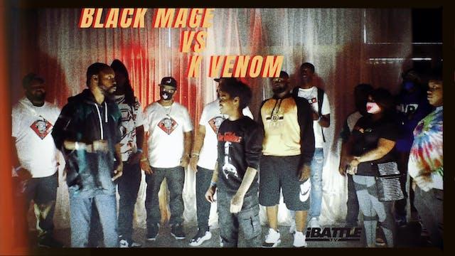 Black Mage vs K Venom