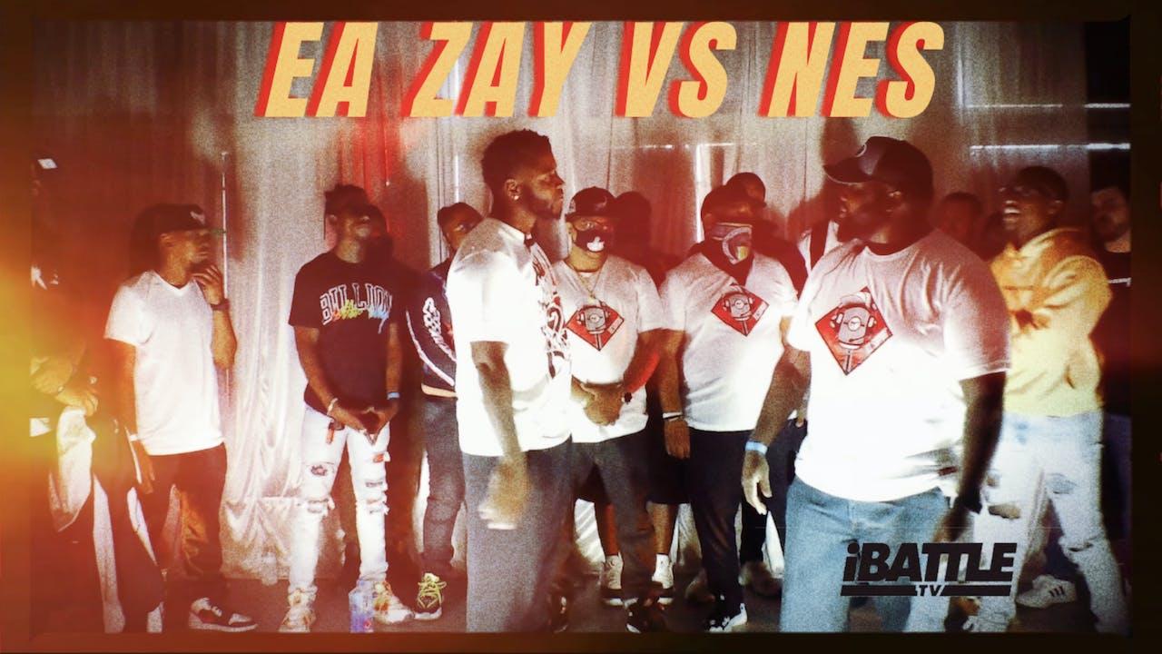 EA Zay vs NES
