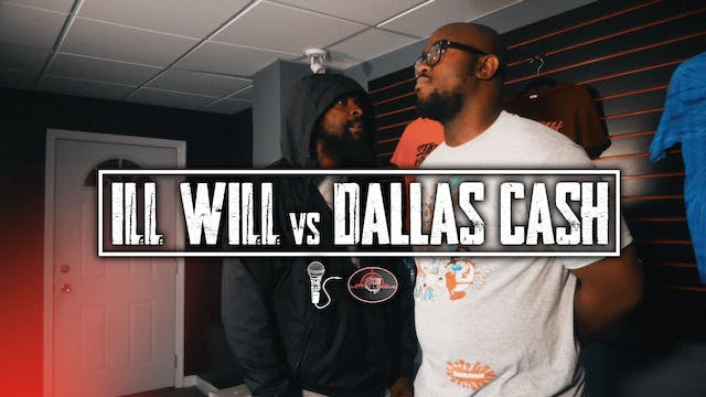 Ill Will vs Dallas Cash - The Rap Committee