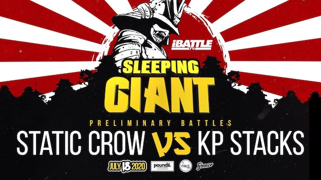Static Crow vs KP Stacks