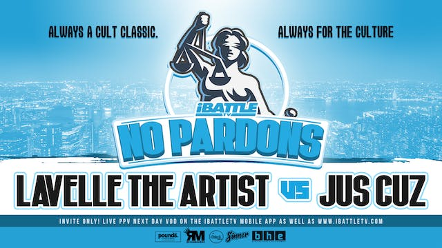 Jus Cuz vs Lavelle The Artist