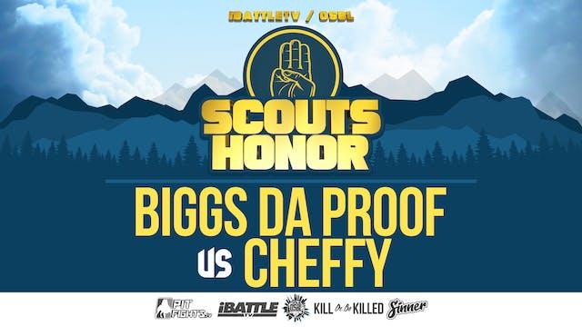 Chefy vs Biggs Da Proof