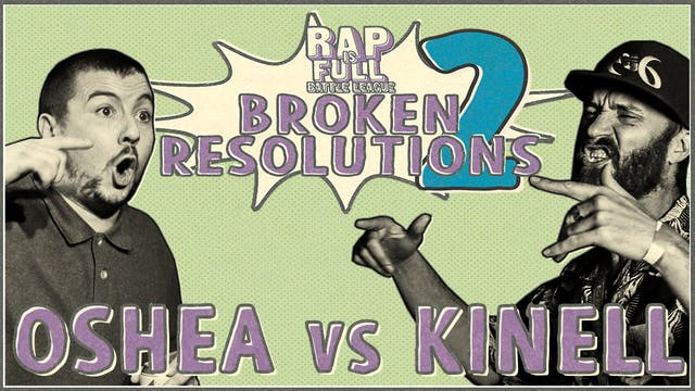 Oshea vs Kinell