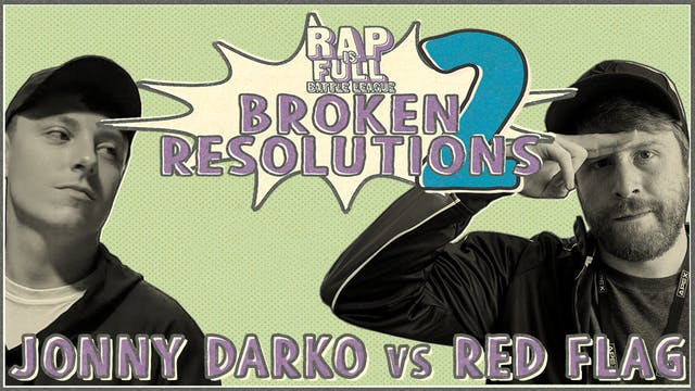 Jonny Darko vs Red Flag