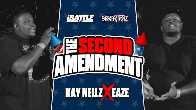 Kay Nellz vs Eaze