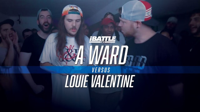 Louie Valentine vs A Ward