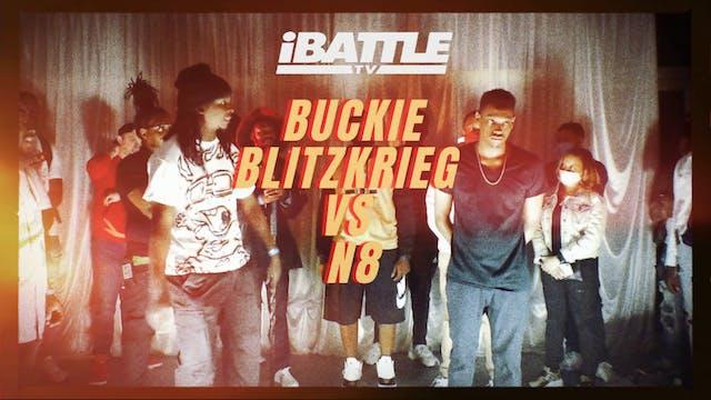 Buckie Blitzkrieg vs N8