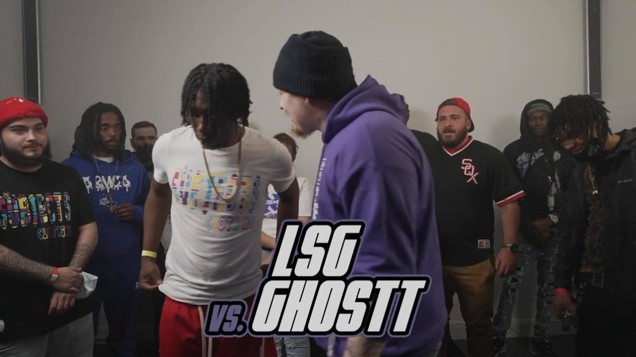 LSG vs Ghostt