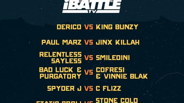 THE SUMMIT - FRIDAY 1/24 ***LIVE PPV***