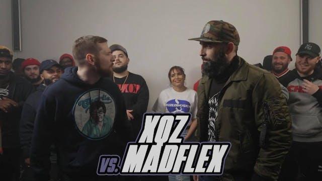 XQZ vs Madflex