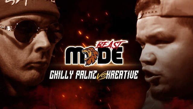 Chilly Palmz vs Kreative