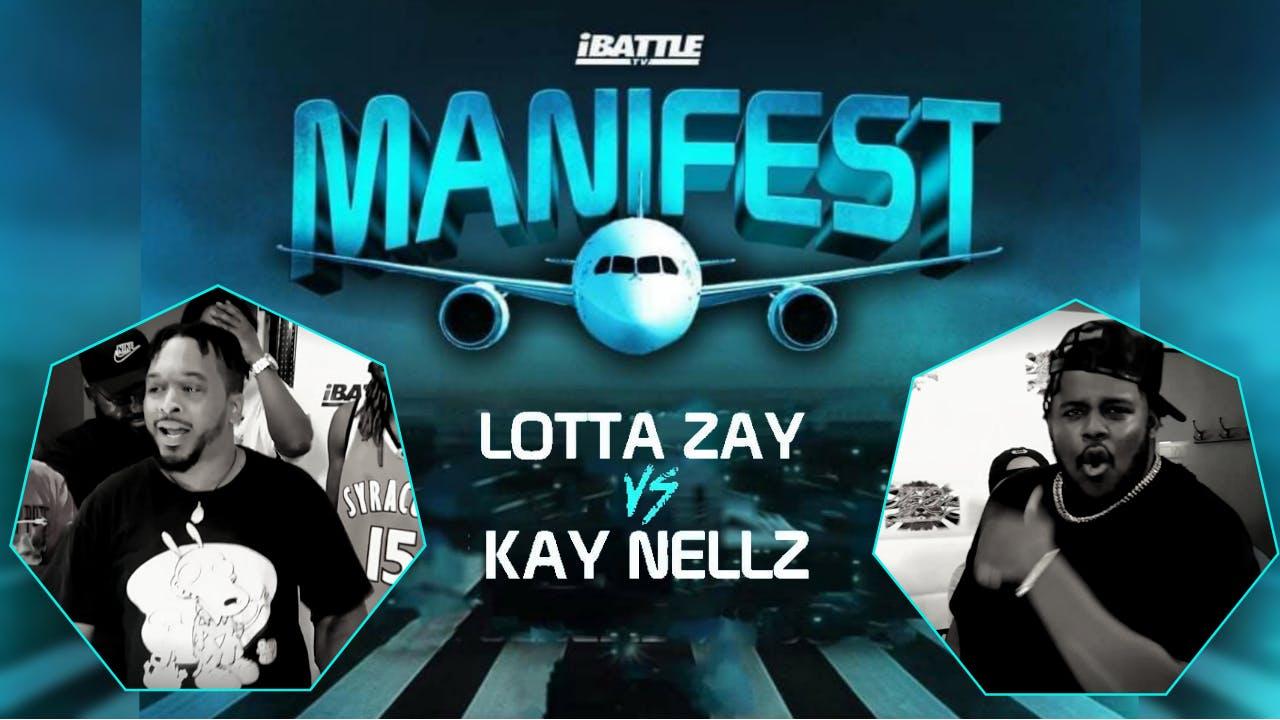 Lotta Zay vs Kay Nellz