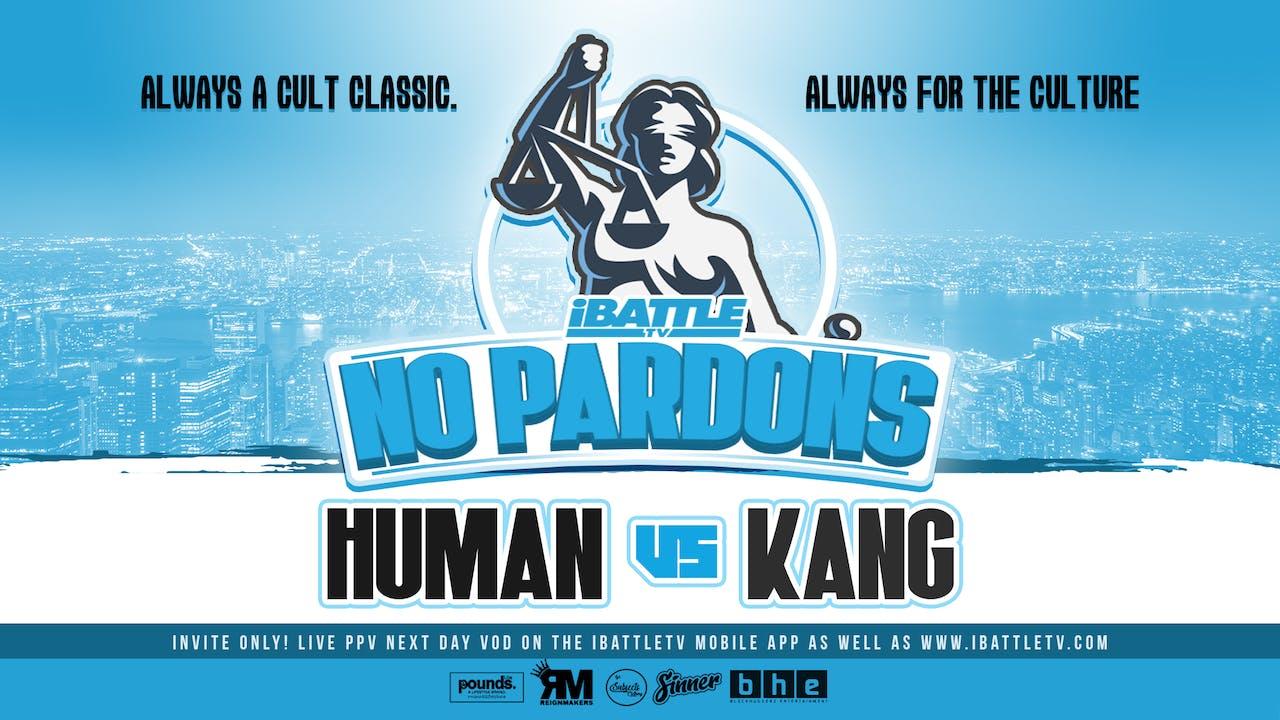 Kang vs Human