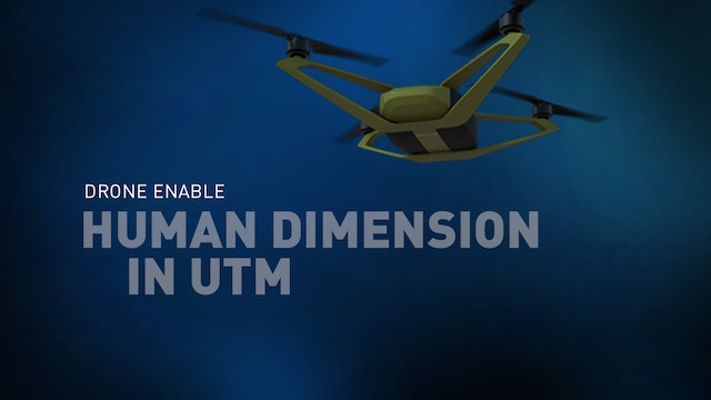 Human Dimension in Unmanned Traffic Management