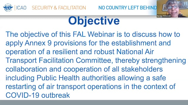 Facilitation Tools COVID: Strengthening International & InterAgency Cooperation