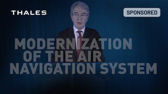 Modernization of the Air Navigation S...