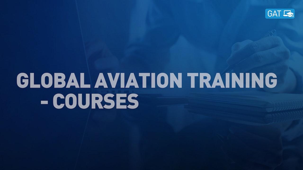 Global Aviation Training Courses