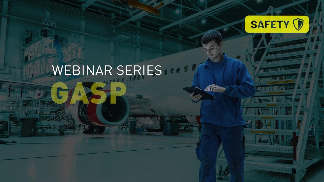 Global Aviation Safety Plan (GASP) Webinar Series