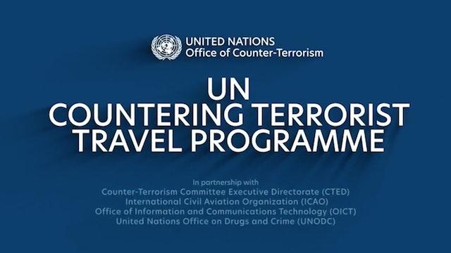 UN Countering Terrorist Travel Programme