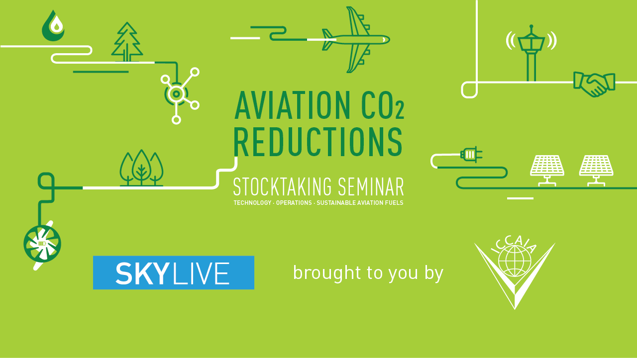 2020 Stocktaking Seminar on aviation in-sector CO₂ emissions reductions