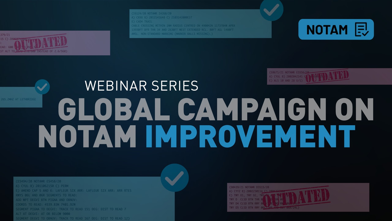 Global Campaign on NOTAM Improvement