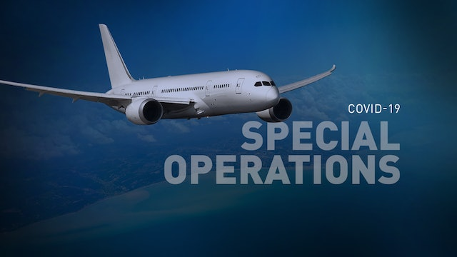 "Extending Flight and Duty Limits for COVID-19 ""Special Ops"""