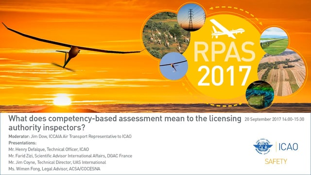 What does competency-based assessment mean to licensing authority inspectors?