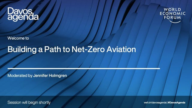 Building a Path to Net-Zero Aviation ...