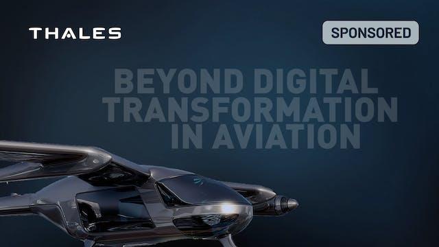 Beyond Digital Transformation in Avia...
