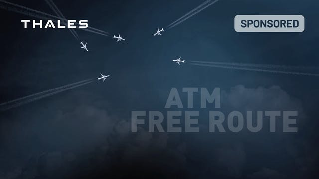 ATM Free Route