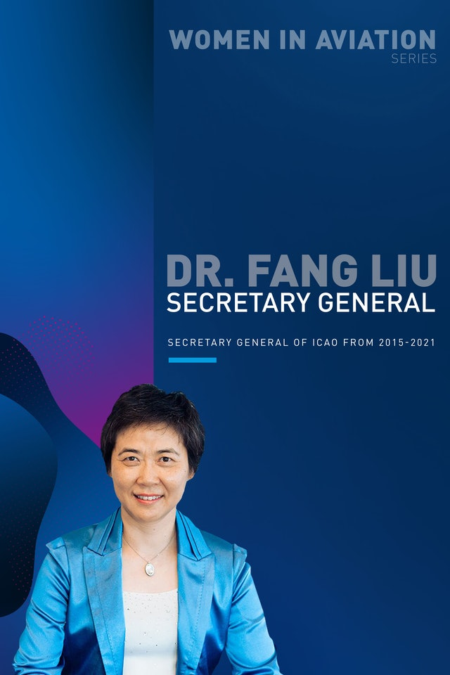 Interview with ICAO Secretary General, Fang Liu