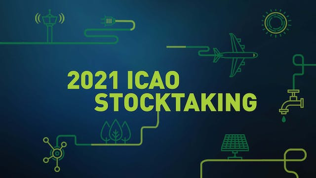 ICAO 2021 Stocktaking - Day 4 - Green...