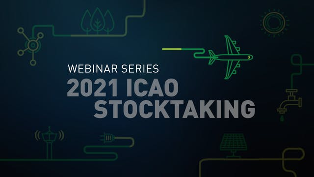 2021 ICAO Stocktaking preview