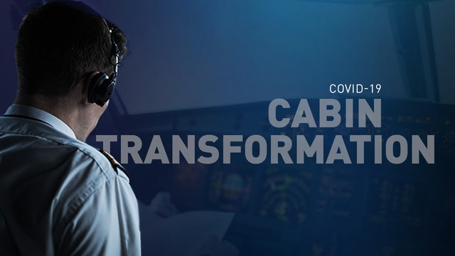 Repurposing Aircraft Passenger Cabin for Transport of Cargo