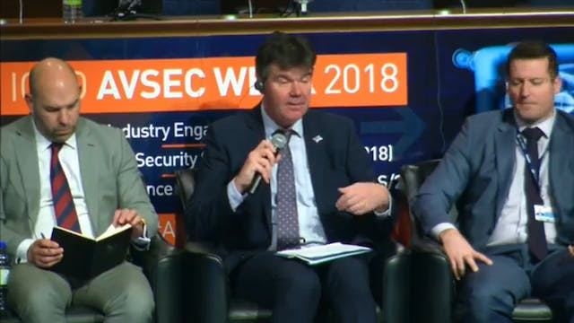 AVSEC2018 Session 1 – Risk Awareness