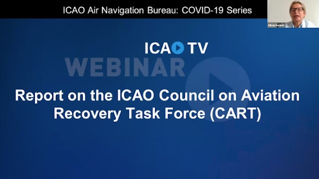 Report on the Council Aviation Recovery Task Force (CART) - English