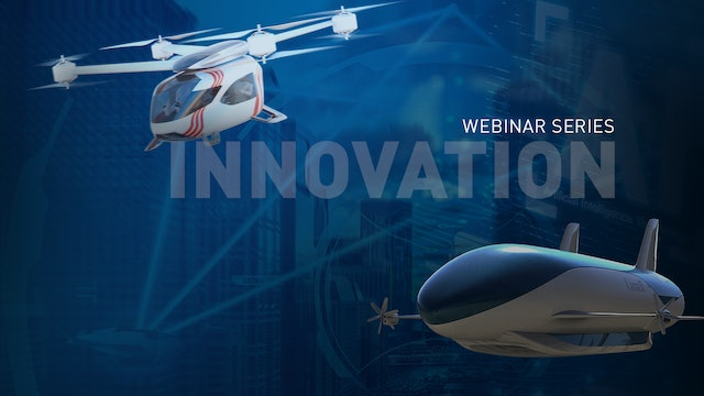 Innovation Webinar Series