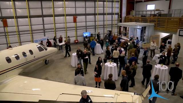 Tamarack Aerospace 100th Installation
